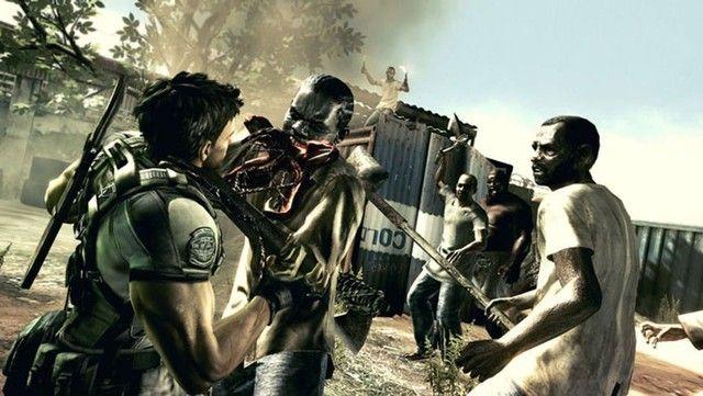 Resident Evil 5 ps3 - Foto 4