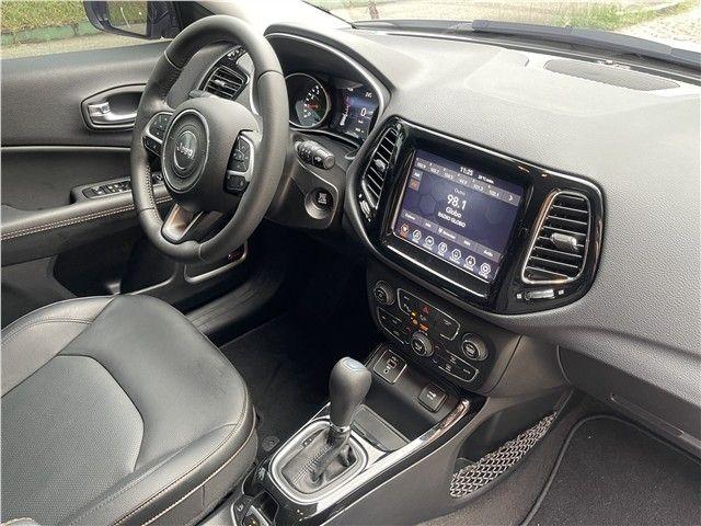Jeep Compass 2021 2.0 16v flex longitude automático - Foto 12
