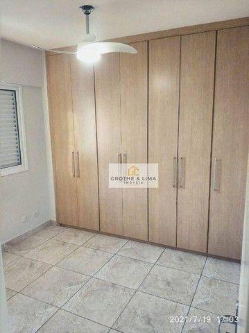 Excelente apartamento 82m², 3 dormitórios à venda no Jardim Satélite - São José dos Campos - Foto 10