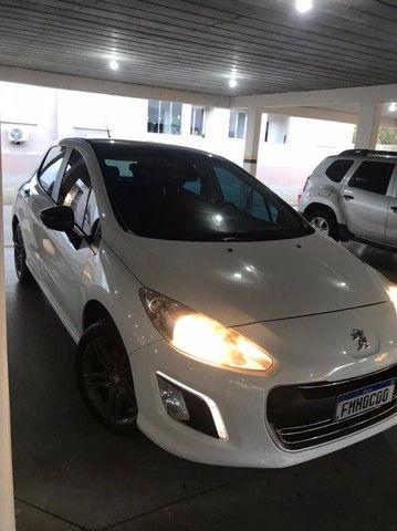 Peugeot 308 THP branco pérola super cuidado (Top) - Foto 6