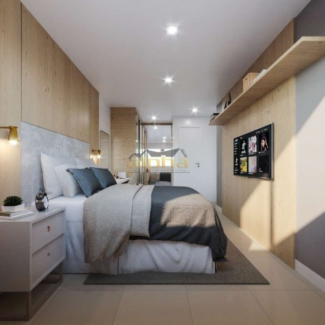 Apartamento com 2 Quartos a 500m do Shopping da Parangaba Com Elevador #am14 - Foto 10