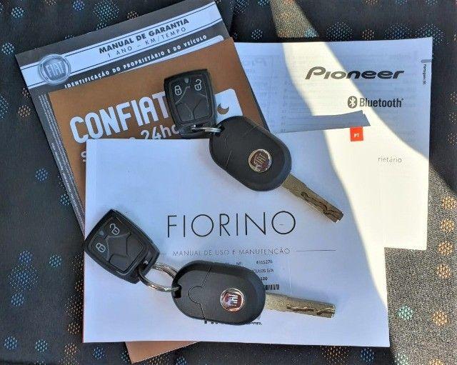 Fiorino 1.4 Hard Working - Completa - 2019 - Foto 10