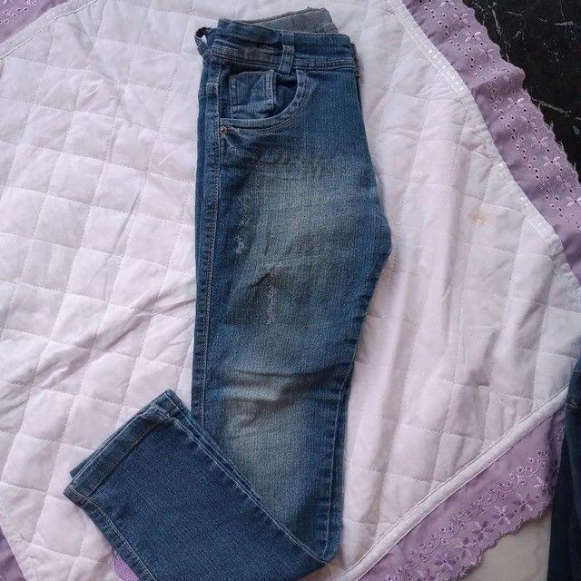 Vendo essas calças jeans - Foto 3