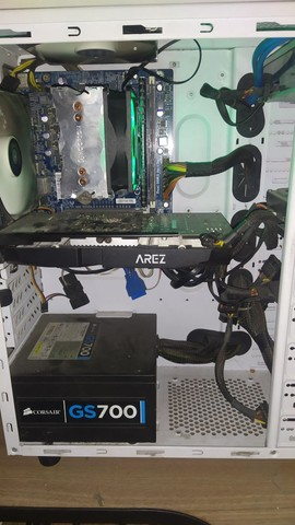 PC GAMER i5 RX580 8GB - Foto 4
