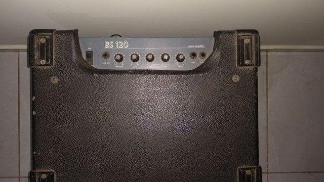 Amplificador de baixo Staner