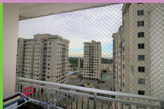 Ponta Negra Condomínio weekend Club Apartamento 3 Quartos - Foto 3