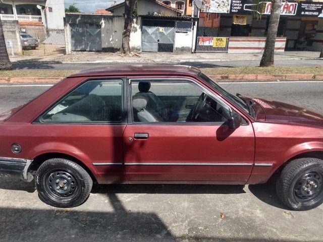 Vendo Escort GL 1992 - Foto 2