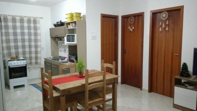 Rf#Lindo Apartamento semi mobiliado com 2 Dormitórios,1 Suite apenas 110.000,00