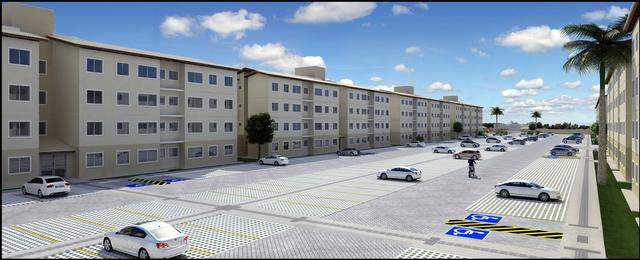 Condomínio Ágape Norte Teresina Entrada facilitada, financiamento pela Caixa Econômica