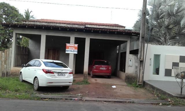 Casa grande e bem localizada no Brasil Novo