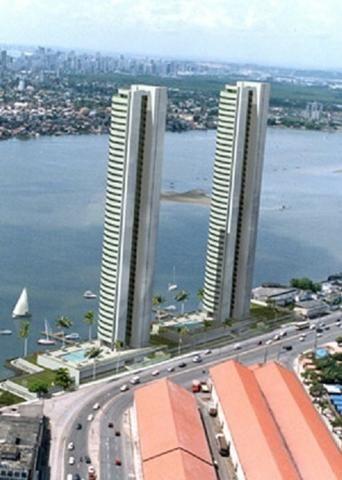 Apartamento 4Suites 3V 250mts Píer Mauricio Nassau
