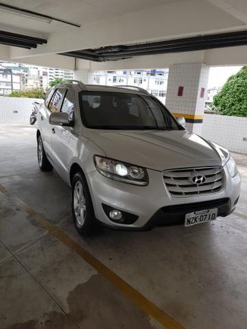 Hyundai Santa Fé 3.5 V6   Automática   Ano 2012