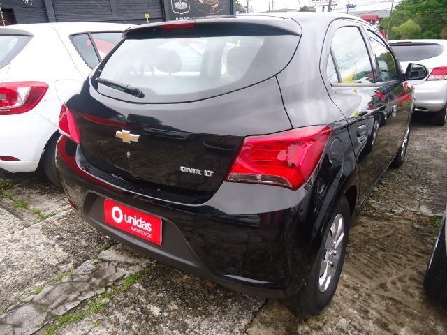Gm - Chevrolet Onix 1.0 Ipva 2019 Totalmente Pago + Transferencia - Foto 2