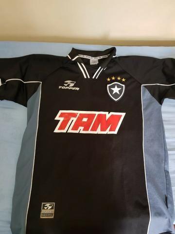 Camisa original Botafogo 2000 Topper - Esportes e ginástica - União ... 4039cff86ad6d