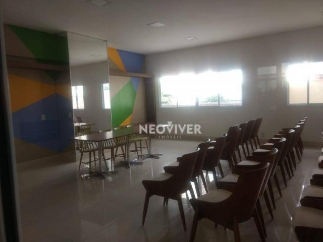 Residencial matriz -apartamento com 3 dormitórios à venda, 103 m² por r$ 495.000 - setor b - Foto 8
