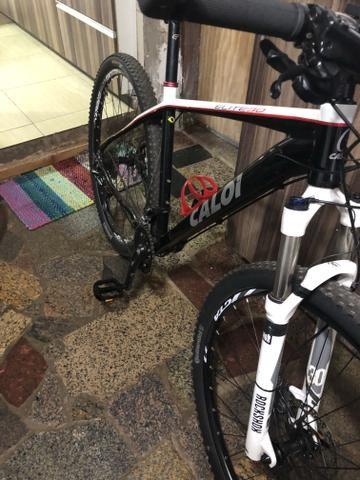 f4966dc72 Promoção Bike 29 Caloi elite 30 grupo Deore completo - Ciclismo ...