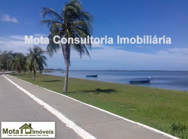 Mota imóveis - Tem em Frente a Lagoa na Pontinha Terreno de 585m² com Rgi TE- 231 - Foto 8