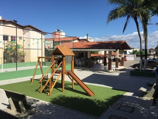 Residencial Hilnah Machado, apartamento com 02 quartos, APT 016 - Foto 2