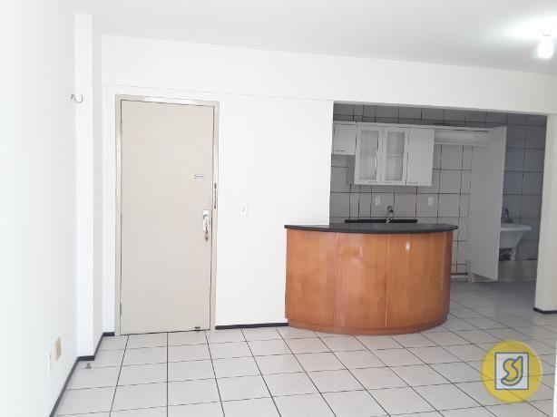 Apartamento para alugar com 2 dormitórios em Meireles, Fortaleza cod:28713 - Foto 3