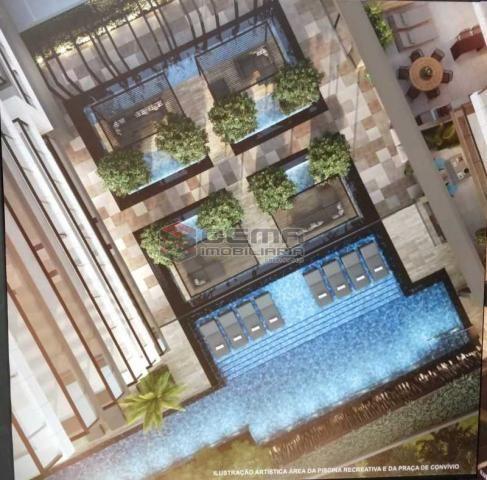 Apartamento à venda com 2 dormitórios em Botafogo, Rio de janeiro cod:LAAP23934 - Foto 18