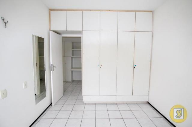 Apartamento para alugar com 3 dormitórios em Varjota, Fortaleza cod:44444 - Foto 16
