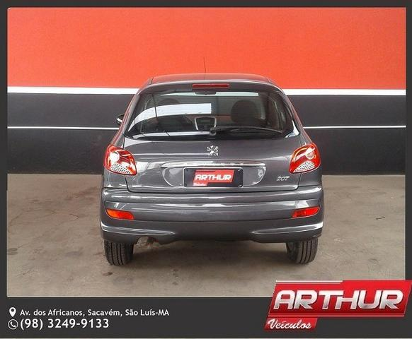 Peugeot 207 XR 1.4 Arthur Veiculos $19.500,00 - Foto 9
