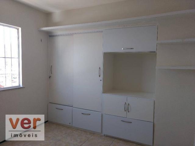 Apartamento à venda, 100 m² por R$ 320.000,00 - José Bonifácio - Fortaleza/CE - Foto 10
