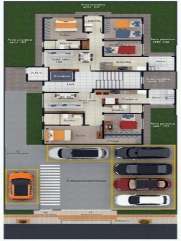 apartamento 3 quartos no planalto - Foto 11