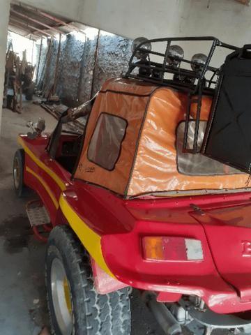 Vw bugre carro lindo - Foto 3