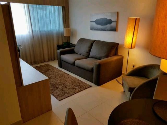 Bristol - Apartamento tipo Flat 58m2, 2 quartos, lazer, vaga, Boa Viagem