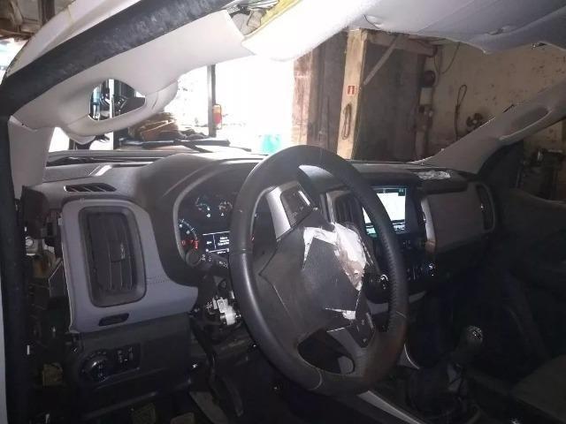 Sucata Chevrolet S10 Ltz 2.5 Flex 2017 Para Venda De Peças - Foto 6