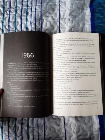 Homem de Giz - livro - Foto 2