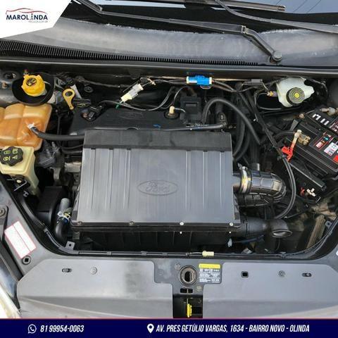 Ford Fiesta Sedan 1.6 2011 - Foto 4