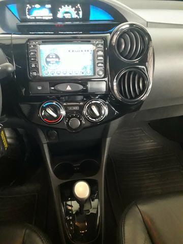 Toyota Etios 1.5x 2016/2017 aut - Foto 9