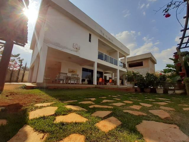 Sobrado qd 01** 3 suites + piscina - Cond. Estancia Quintas da Alvorada - Foto 8