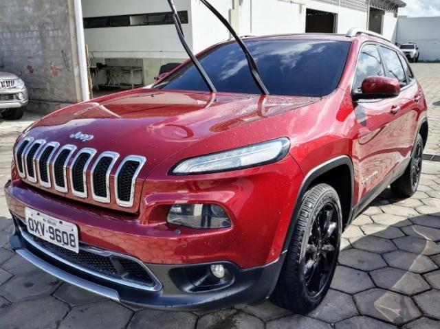 Jeep cherokee 2014 3.2 limited 4x4 v6 24v gasolina 4p automÁtico - Foto 2