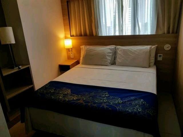Bristol - Apartamento tipo Flat 58m2, 2 quartos, lazer, vaga, Boa Viagem - Foto 2