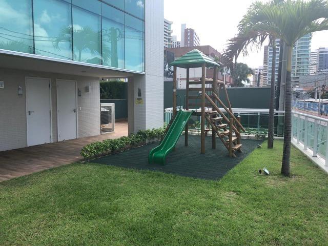 Ed. Solar Vidal Bezerra, Novo, 16o. Andar, 210m2, 4 Suítes, DCE, 5 Vagas e Lazer Completo - Foto 4