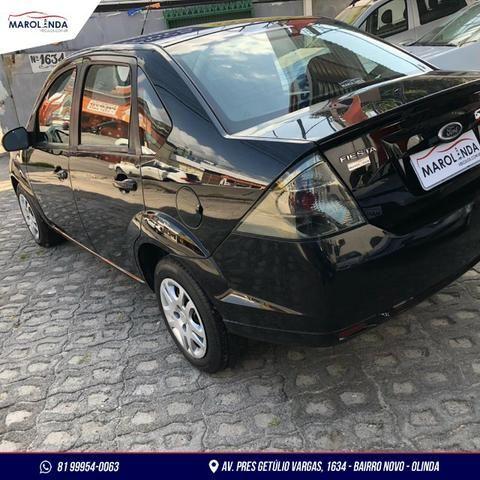 Ford Fiesta Sedan 1.6 2011 - Foto 8