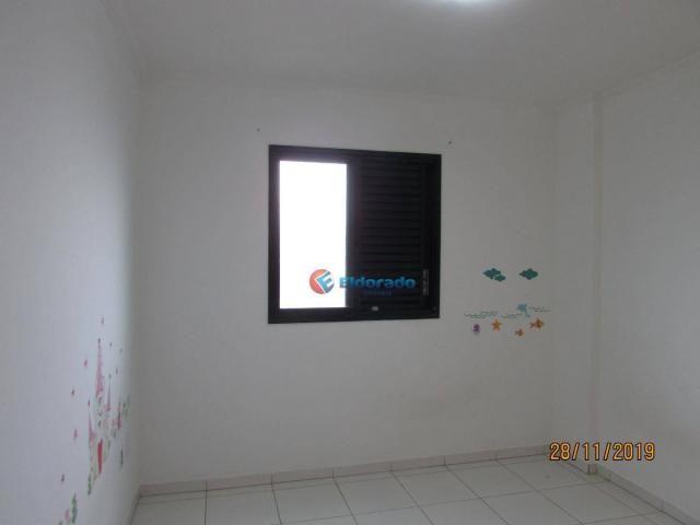 Apartamento com 3 dormitórios para alugar, 60 m² por r$ 1.100,00 - jardim são carlos - sum - Foto 20