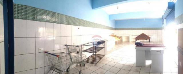 Salão para alugar, 90 m² por r$ 1.200/mês - cidade nova ii - várzea paulista/sp - Foto 4