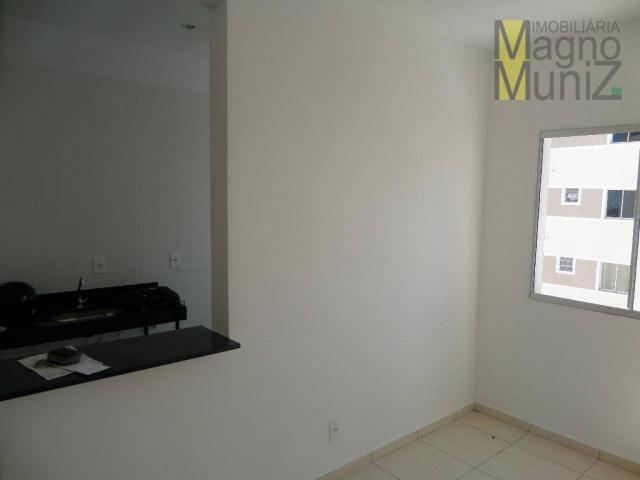Apartamento com 2 dormitórios para alugar, 50 m² por r$ 600,00/mês - vila velha - fortalez - Foto 2
