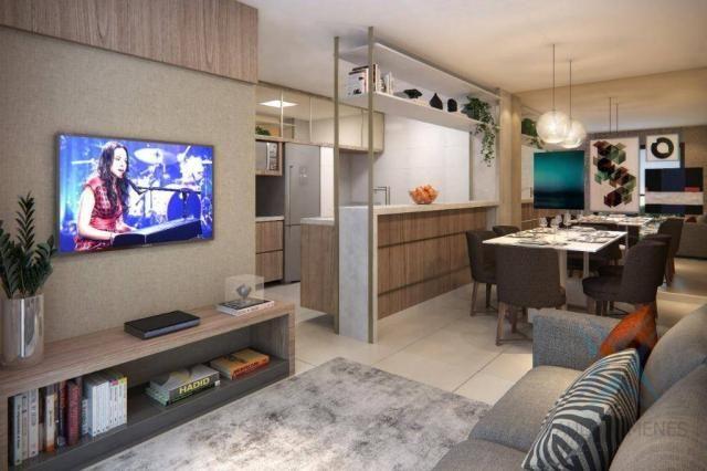 Apartamento com 3 dormitórios à venda, 58 m² por r$ 221.000 - passaré - fortaleza/ce - Foto 6