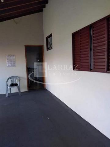 Ótima casa para venda em brodowski no residencial lascala, 2 dormitorios, varanda gourmet  - Foto 7
