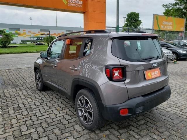 JEEP RENEGADE 2018/2018 1.8 16V FLEX LONGITUDE 4P AUTOMÁTICO - Foto 3