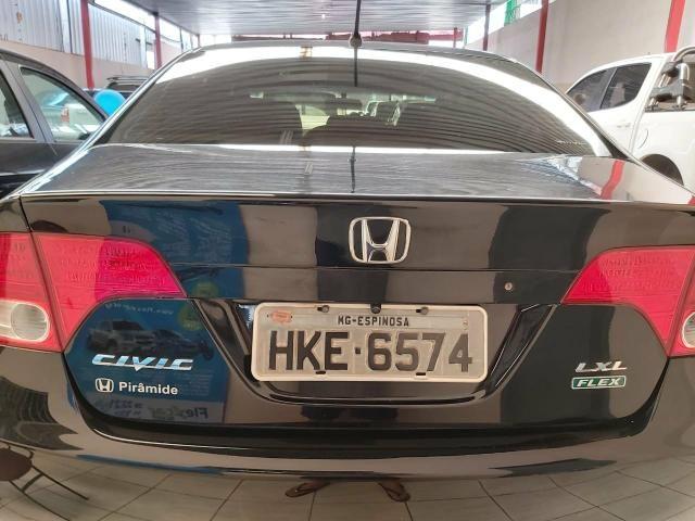Honda Civic 1.8 lxl Automático 10/11