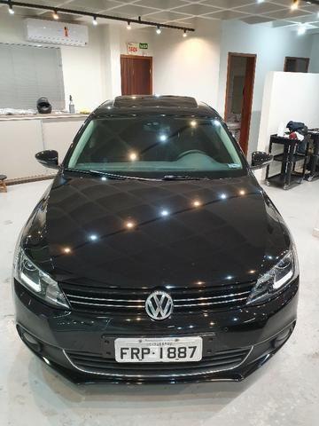 BAIXEI PREÇO VW Jetta TSI Highline + Pacote Premium - Foto 18