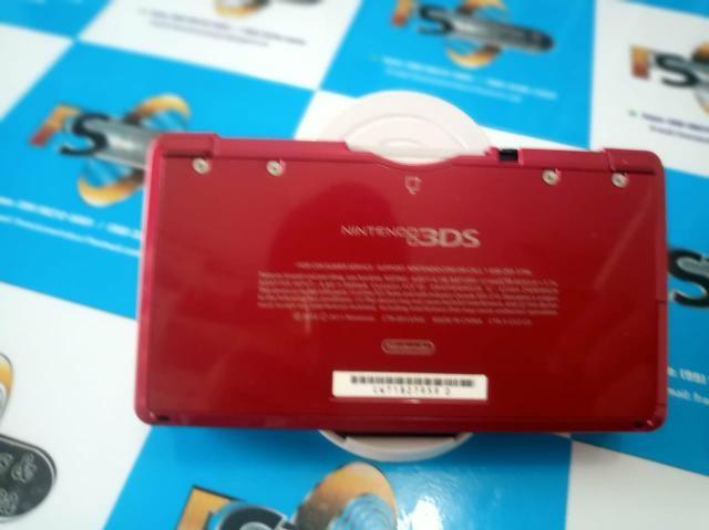 Nintendo 3ds com 5 jogos - Foto 4