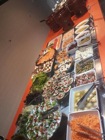 Vendo restaurante chácara Santo Antônio