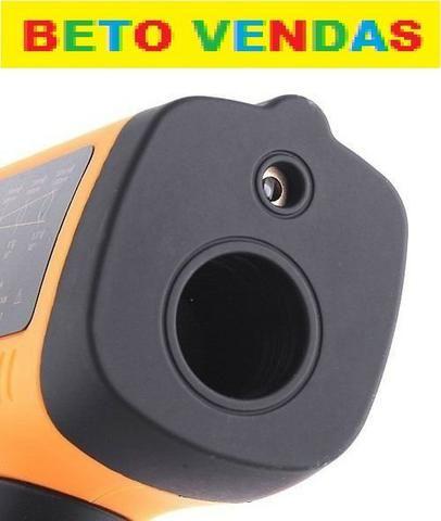 Termometro A Laser De -50 a +380 - Foto 4